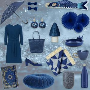 Classic Blue Pantone kleur van het jaar 2020: shop de nieuwe trendkleur