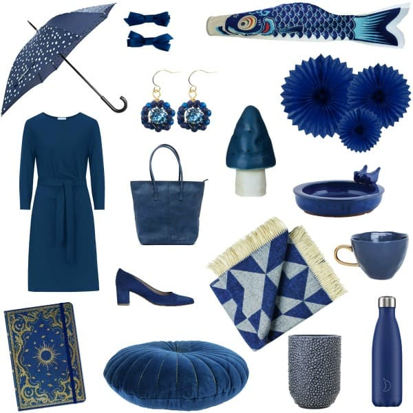 Pantone color of the year 2020 classic blue - kleur van het jaar