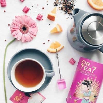Geniet van deze fair trade thee in een hip jasje met een goed verhaal