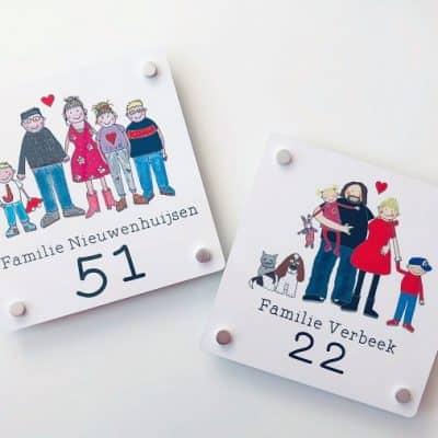 STUDIO BIEB – gepersonaliseerde blijmakers en creatieve ontwerpen waar de vrolijkheid vanaf spat