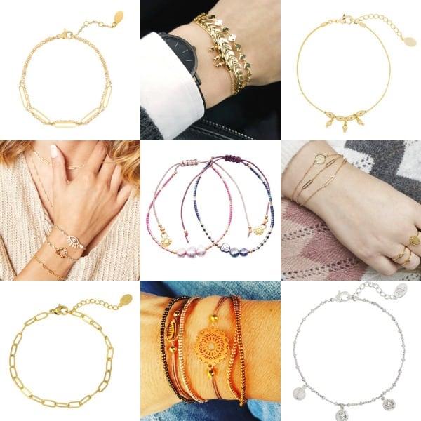 armbandjes-zilver-goud