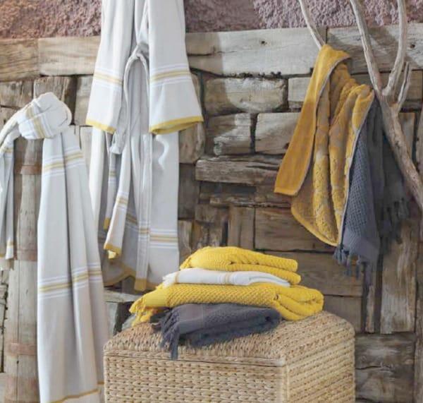 hamam trendy handdoeken badjassen