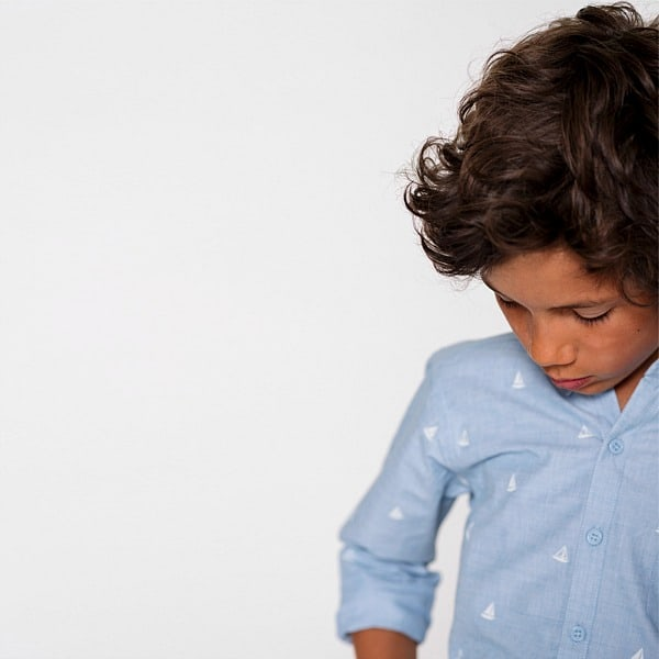 duurzame kindermode feestkleding