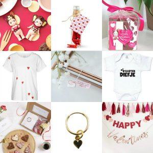 Valentine's Gift Guide: hartstochtelijke cadeautjes met een hippe touch