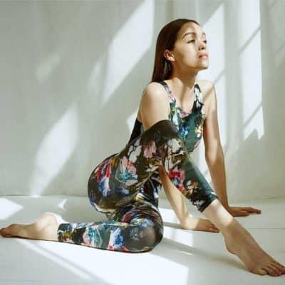 Kijk! Zo mooi kan organic & fair yoga kleding zijn