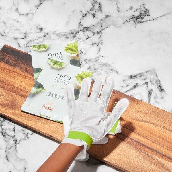 OPI Moisturizing Gloves Handmasker