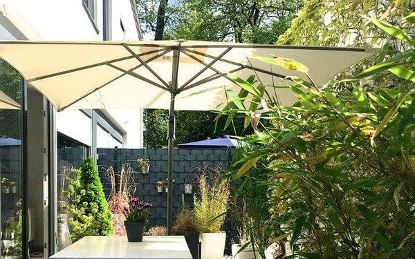 Solero® Patio Pro tuinparasol – 3×3 meter
