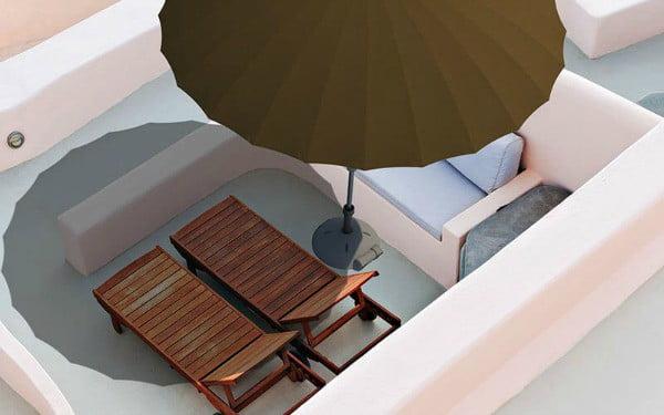 ronde parasol balinees