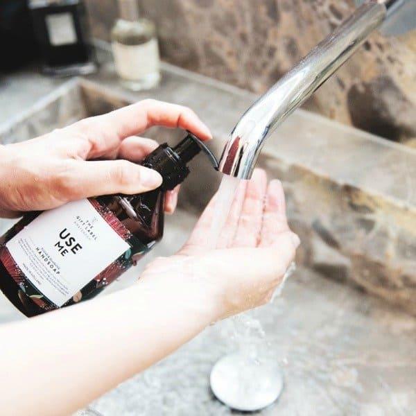 use me handsoap handenwassen