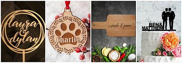 epic wood houten gepersonaliseerde geschenken