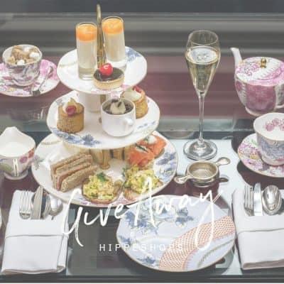 WIN: High Tea Cadeaubon voor Moederdag (twv €40) + Milka Chocobox