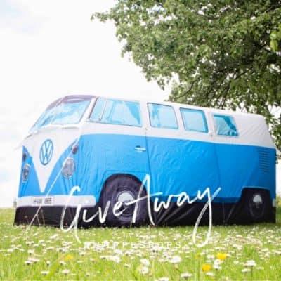 WIN: deze toffe tent VW camperbusje (twv €379)