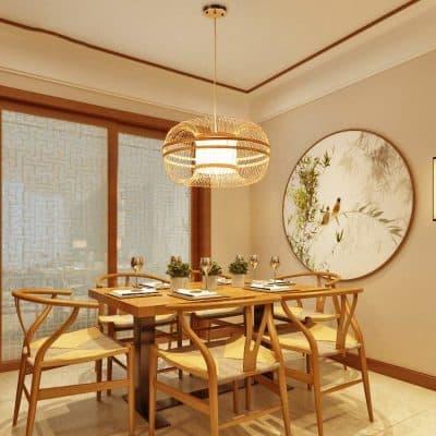 Op zoek naar nieuwe verlichting? Deze bamboe lampen zijn handgemaakt