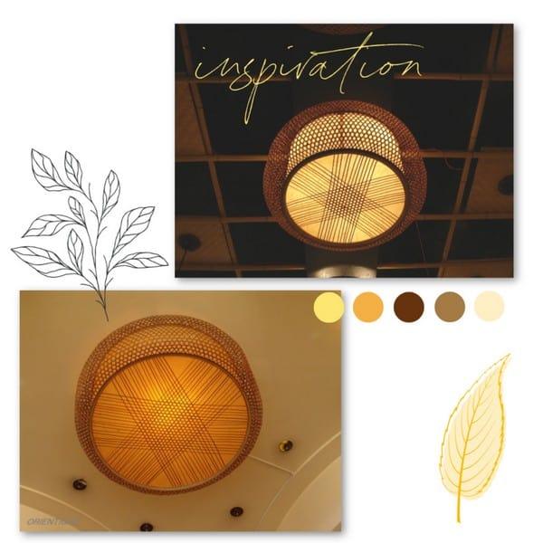 bamboe verlichting hanglamp lucy