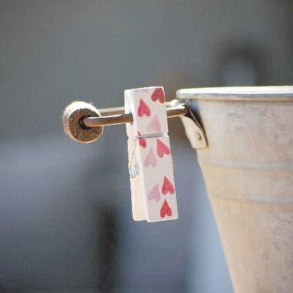 magneetknijpertjes met hartjes