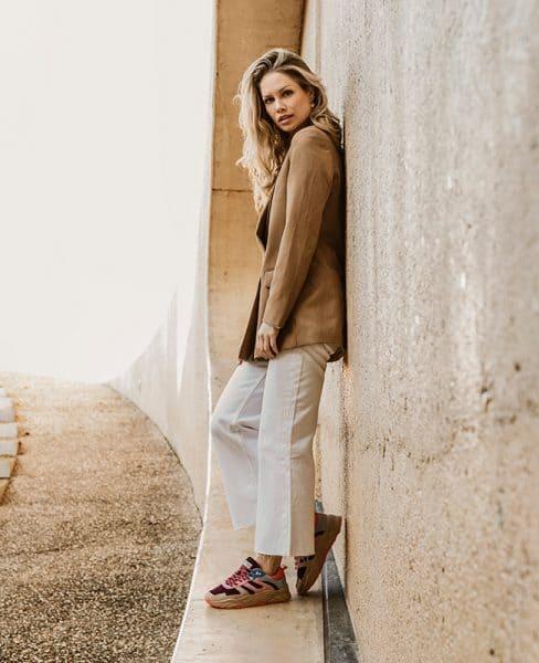 trends in schoenen opvallende sneakers
