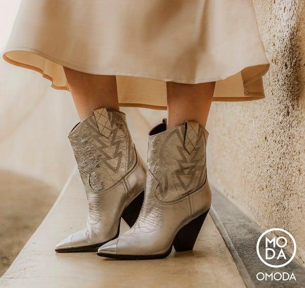trends in zomerschoenen western boots cowboy laarzen