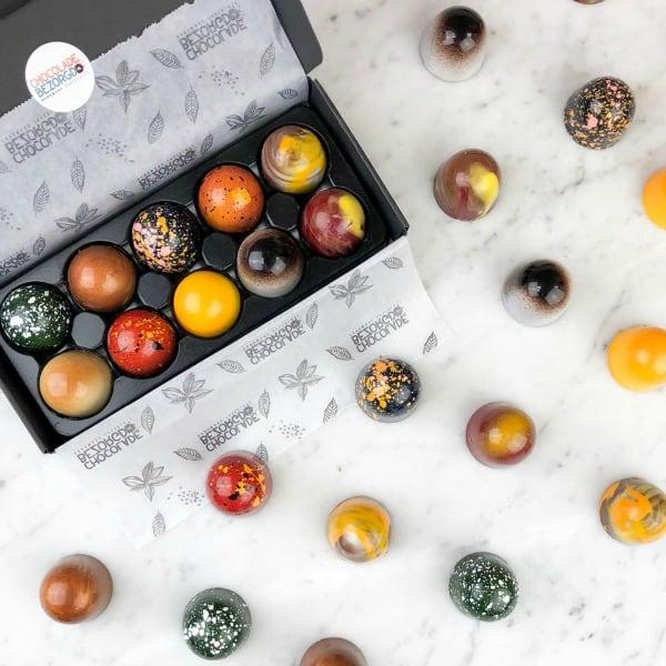 Luxe bonbons en originele chocolade cadeaus