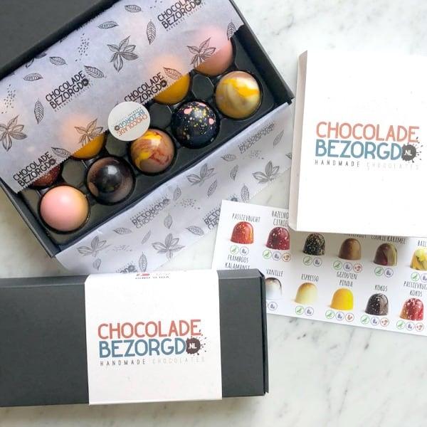 Stel zelf je bonbon doosje samen met jouw favoriete smaken