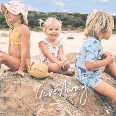 WIN: hippe zwemkleding voor jouw kleintje met UV-beschermingsfactor 50+