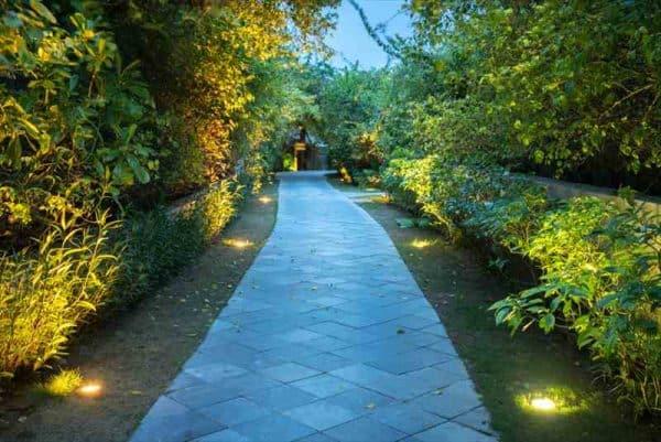 LED Inbouwspots tuin en terras Inspiratie