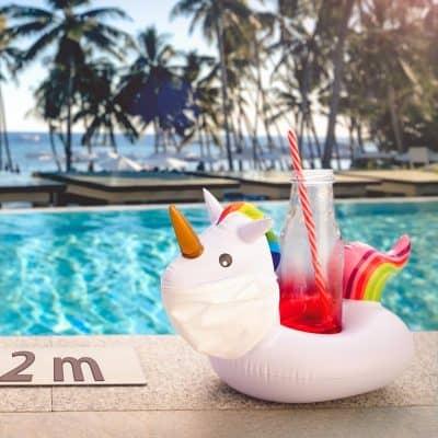 Op vakantie tijdens corona? Check in welke landen een mondkapje verplicht is