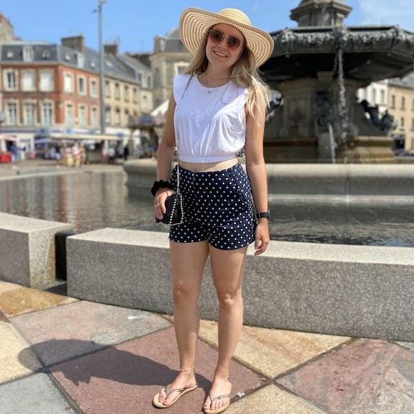 Blogger Jasmin