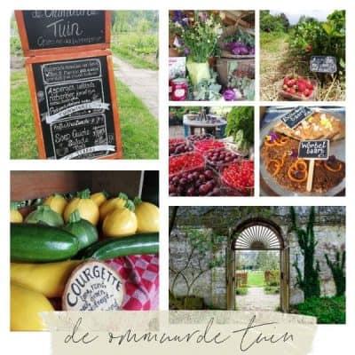 De Ommuurde Tuin: de biologische tuinderij voor een dagje uit, proeverij of bruiloft