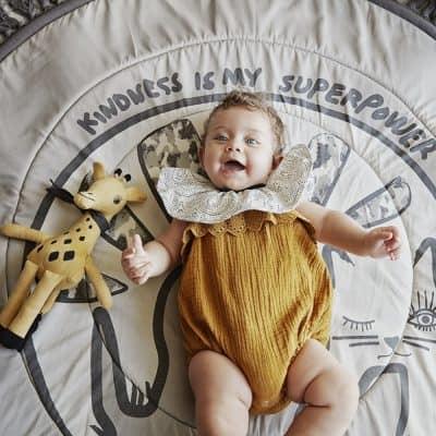 Elodie Details speeltapijt: een stijlvol en zacht speelkleed met allure