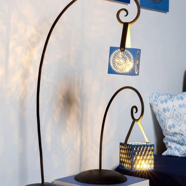 houten lantaarn artemio