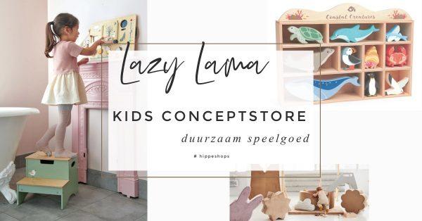 lazy lama kids conceptstore
