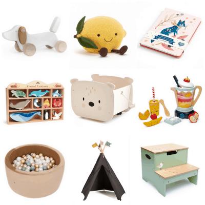 Lazy Lama kids conceptstore: duurzaam speelgoed en kidskamer deco