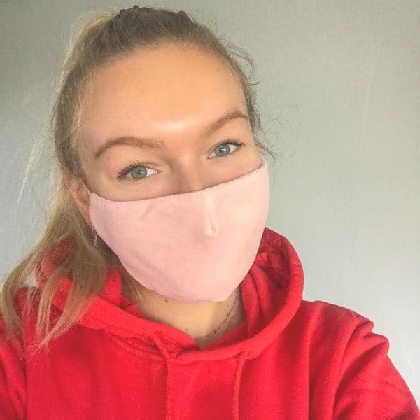 mondkapje huiduitslag maskne voorkomen