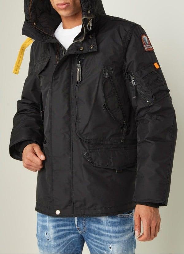 winterjassen voor heren parajumbers gewatteerde jas met donsvulling