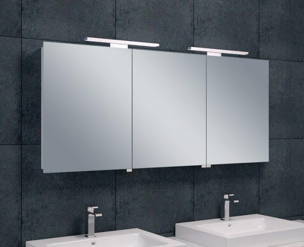 spiegelkast badkamer led verlichting