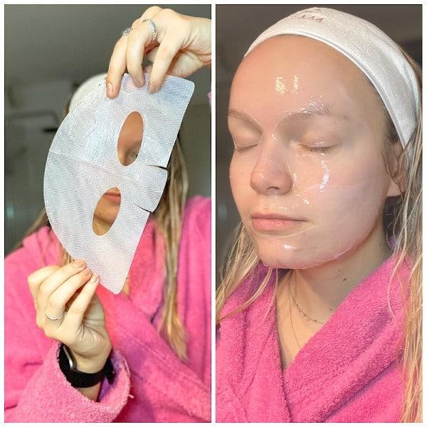 koreaanse gezichtsmaskers