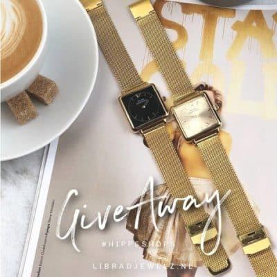 WIN: Philippe Constance horloge 'La Fantastic'  (twv €39,95) van Libra Djewelz
