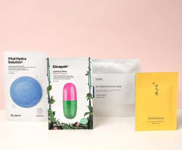 masuka masks koreaanse k beauty