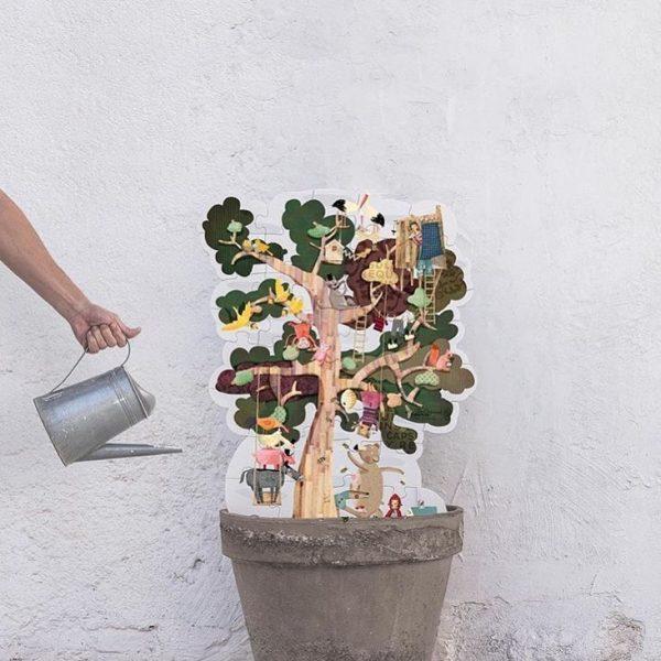 LONDJI MY TREE PUZZEL OMKEERBAAR