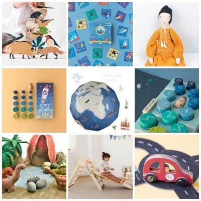 NORANOOK: leerzaam, artistiek en duurzaam speelgoed