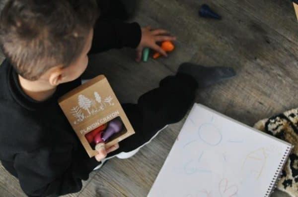 stapelbare wasco krijtjes van playon crayon
