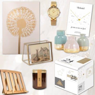 Kerstcadeau inspiratie, online giftguide met een vleugje glamour en een gouden touch