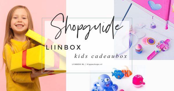 liinbox cadeaupakketten voor kinderen