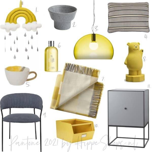 ultimate gray illiminating Trendkleur shopping inspiratie ©hippeshops