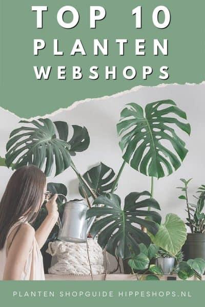 planten webshops top 10