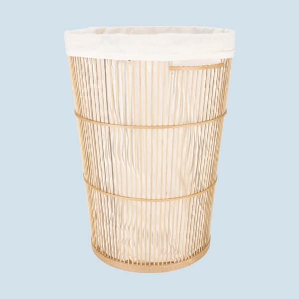 wasmand bamboe