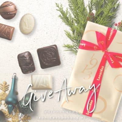 WIN: 1 kg Leonidas bonbons in een luxe cadeaubox (€35,70)