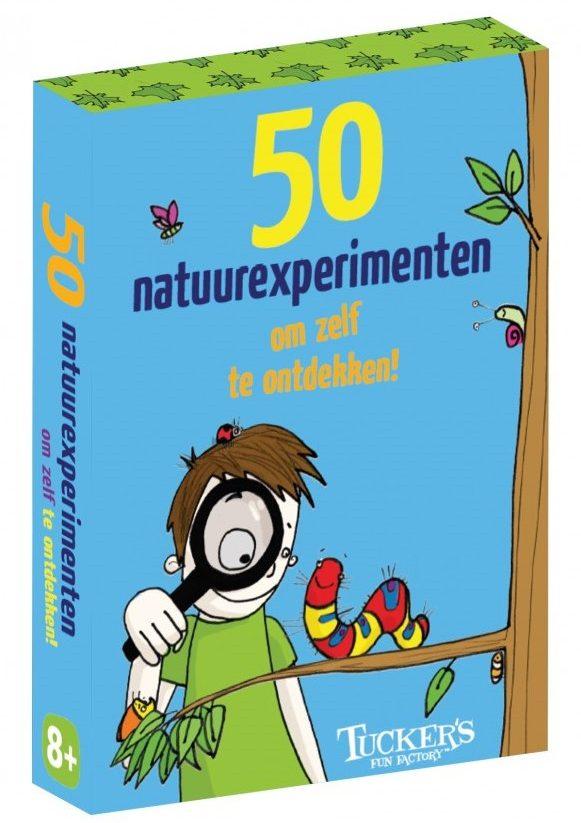 50 natuur experimenten