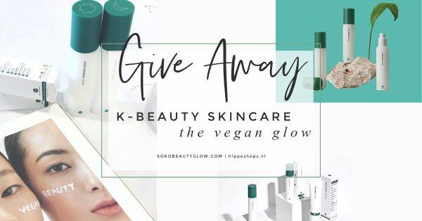 the vegan glow giveaway k-clean beauty