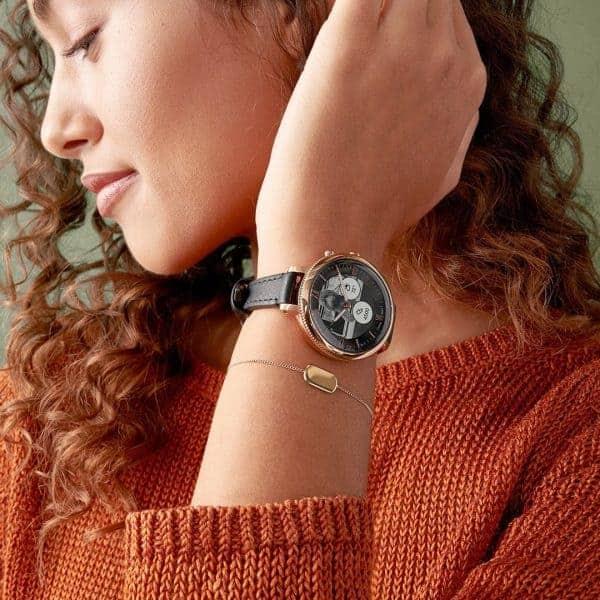 hippe smartwatch fossil monroe